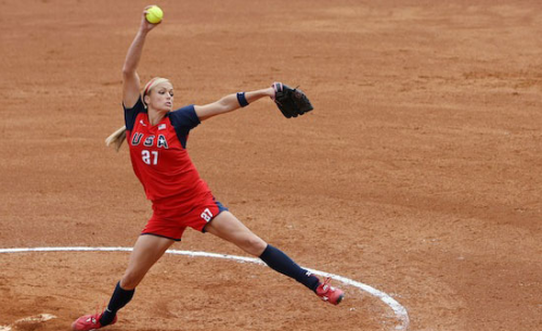 the history of softball image