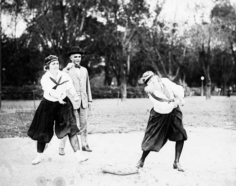 The history of softball and the YMCA