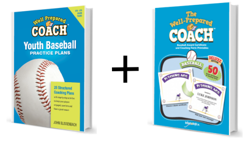 baseball practice plan bundle image