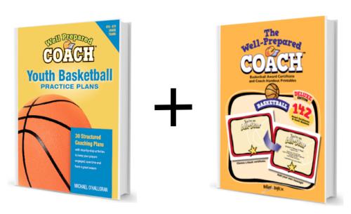 basketball practice plans bundle image